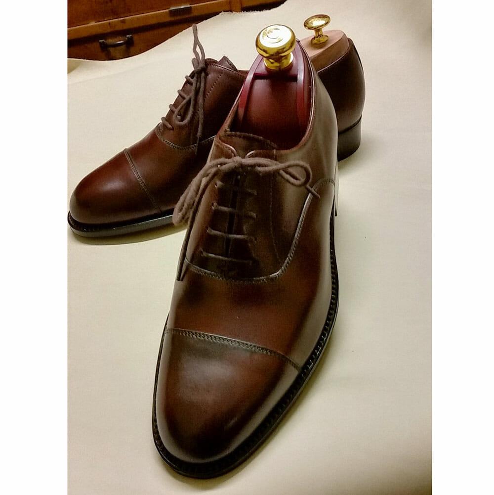 scarpe fatte a mano Domenico Bruno